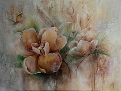 Tapyba Painting - Ausra Arts 1 by Ausra Jankauskiene