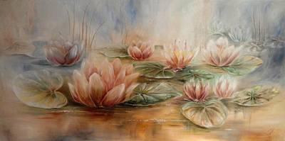Tapyba Painting - Ausra Arts 3 by Ausra Jankauskiene