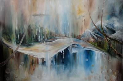 Tapyba Painting - Ausra Arts 7 by Ausra Jankauskiene
