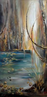 Tapyba Painting - Ausra Arts 8 by Ausra Jankauskiene