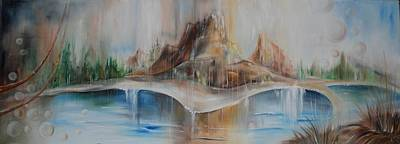 Tapyba Painting - Ausra Arts 9 by Ausra Jankauskiene