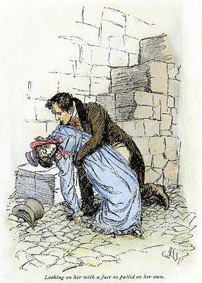 Austen Persuasion, 1898 Art Print