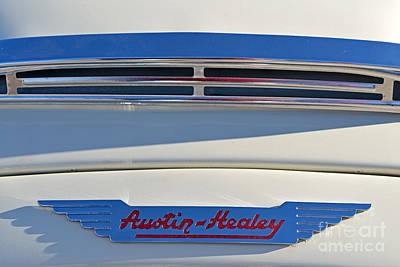 Show Photograph - Austin Healey 3000 by George Atsametakis