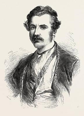 Austin Henry Layard Art Print