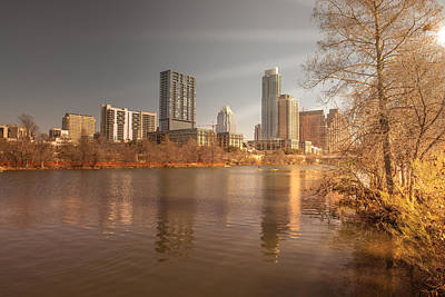 Photograph - Austin Texas by John Johnson
