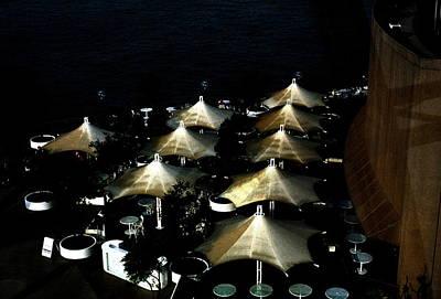 Photograph - Australia - Sydney Umbrellas by Jacqueline M Lewis
