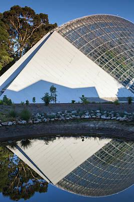 Bicentennial Photograph - Australia, Adelaide, Adelaide Botanic by Walter Bibikow