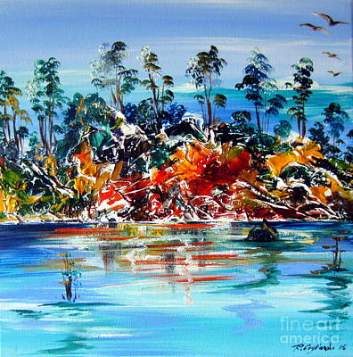 Painting - Australia Australia by Roberto Gagliardi