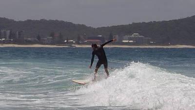Australia - The Surfer Original by Jeffrey Shaw