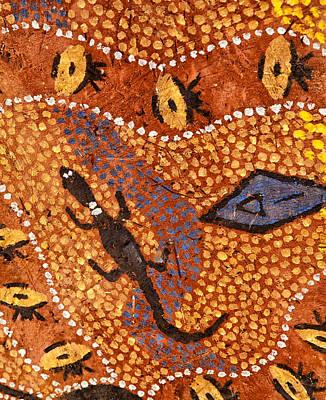 Australia Art Print by Ian Merton