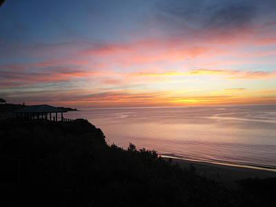 Ben Weinberg Photograph - Australia Mclaren Vale - Sunset 3 by Benjamin Weinberg