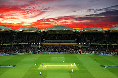 General Photograph - Australia V England - Second Test Day 4 by Cameron Spencer