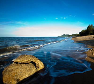 Photograph - Australian Coastline by Carole Hinding