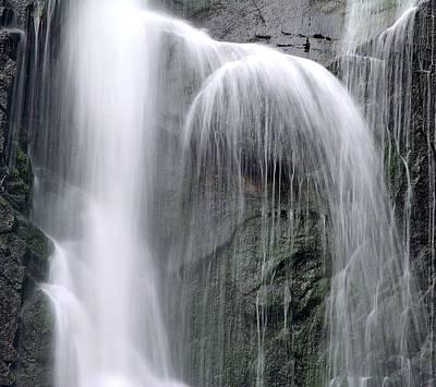Australian Waterfall 3 Art Print