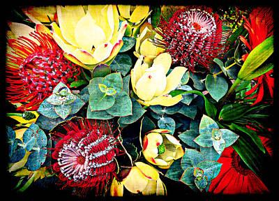 Australian Wild Flowers Original