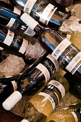 Photograph - Australian Wine by Rick Piper Photography