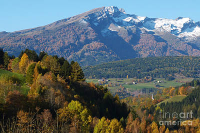 Photograph - Austria - Autumn  by Phil Banks