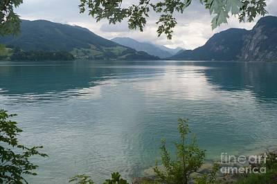 Photograph - Austrian Lake by Carol Groenen