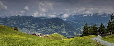 Tyrol Wall Art - Photograph - Austrian Tyrol by Nigel Jones