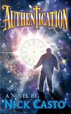 Novel Digital Art - Autentication by Harry West