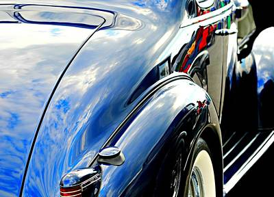 Photograph - Auto Abstract by Diana Angstadt