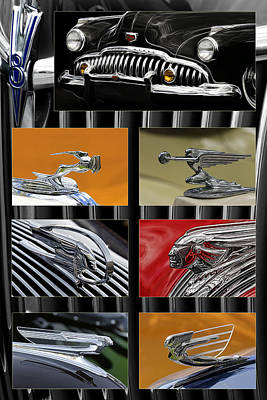 Photograph - Auto Art by Wes and Dotty Weber