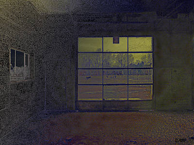 Photograph - Auto Garage by David Pantuso