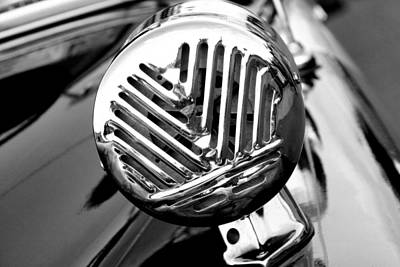 Old Cars Photograph - Automotive Art by Heather Allen