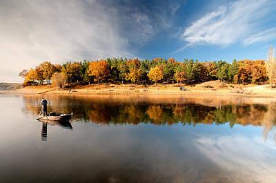 Photograph - Autumn - 5 by Okan YILMAZ