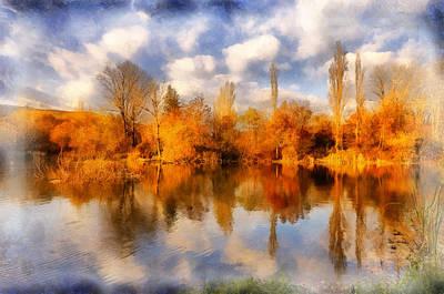 Photograph - Autumn - 8 by Okan YILMAZ