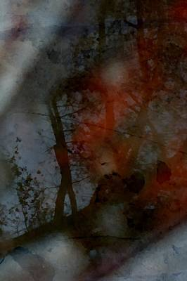 Art Print featuring the photograph Autumn Abstract by Photographic Arts And Design Studio