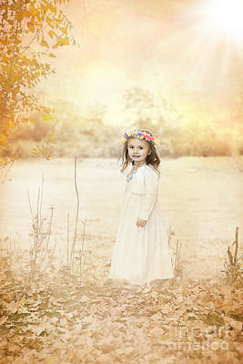 Photograph - Autumn Angel by Cindy Singleton