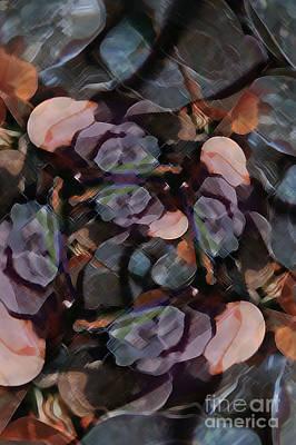Digital Art - Autumn Anticipation Vertical  by Margie Chapman