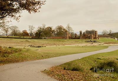 Elizabeth Edwards Photograph - Autumn At Bradgate Park  by Linsey Williams