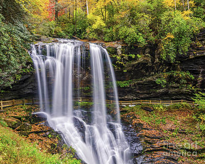 Photograph - Autumn At Dry Falls by Anthony Heflin