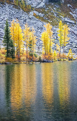 Photograph - Autumn At Roman Nose 1 by Albert Seger