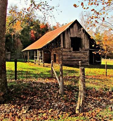 Autumn At The Homestead Original