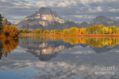 Photograph - Autumn At The Oxbow by Bill Singleton