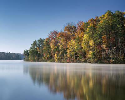 Photograph - Autumn At Thom-a-lex 2 by Patrick M Lynch