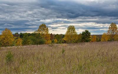 Photograph - Autumn Beauty At Antietam by John M Bailey