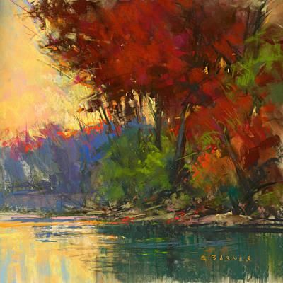 Pastel - Autumn Blaze by Greg Barnes