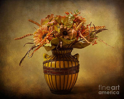 Photograph - Autumn Bouquet by Barbara Corvino