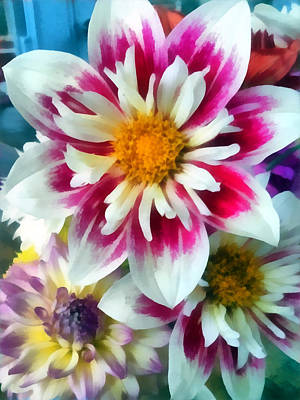 Photograph - Autumn Bouquet by Michelle Calkins