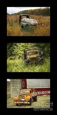 Photograph - Autumn Boys by Idaho Scenic Images Linda Lantzy