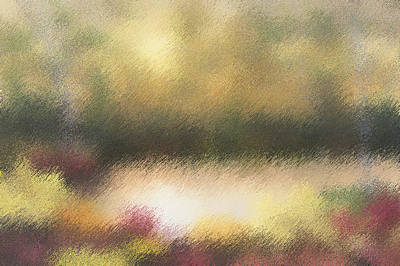 Painting - Autumn Colors - Abstract by Diane Romanello