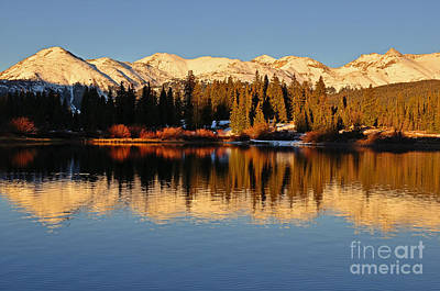Photograph - Autumn Colors At Molas by Kelly Black