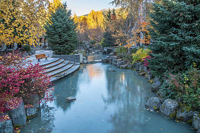Olympic Photograph - Autumn Day In Whistler Bc by Pierre Leclerc Photography