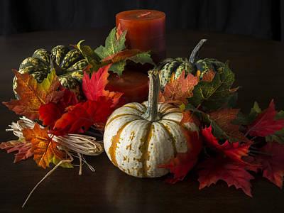 Photograph - Autumn Delight by Jeff Burton