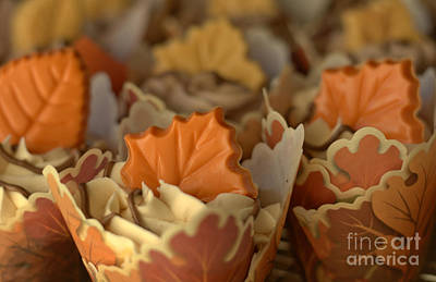 Photograph - Autumn Dessert by Cheryl Baxter