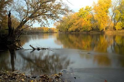 Photograph - Autumn Dream by Bonfire Photography